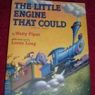 Hardcover - The Little Engine That Could
