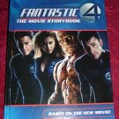 Hardcover - The Fantastic Four Movie Story Book