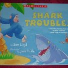 Paperback - Shark Trouble!