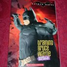 Paperback - Batman Begins Training Bruce Wayne