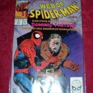 Web of Spider-Man Dominic Fortune Part 1 of 2 Comic Book #71