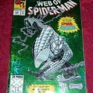 Web of Spider-Man Giant Sized 100th Issue Conclusion to My Enemy's Enemy Comic Book