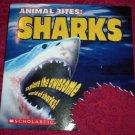 Paperback - Animal Bites Sharks!