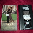 VHS - Dave Rated PG-13