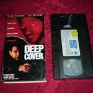 VHS - Deep Cover Rated R