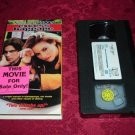 VHS -  Exccess Baggage Rated PG-13