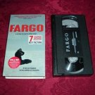 VHS -  Fargo Rated R