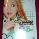 DVD - Hannah Montana Livin' The Rock Star Life
