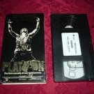 VHS - Platoon Rated R Starring Charlie Sheen