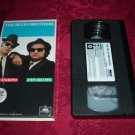 VHS -  The Blues Brothers Rated R