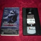 VHS -  The Bodyguard Rated R