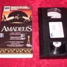 VHS -  Amadeus Rated PG