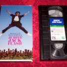 VHS -  Jumpin Jack Flash Rated R