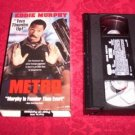 VHS -  Metro Rated R