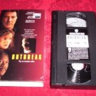 VHS -  Outbreak Rated R