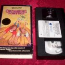 VHS -  Outrageous Fortune Rated R
