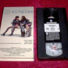 VHS - Singles Rated PG-13