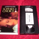 VHS - Sophies Choice Rated R