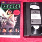 VHS - Species Rated R