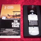 VHS - The Killing Fields Rated R