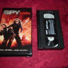 VHS - Spy Kids Rated PG