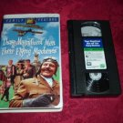 VHS - Those Magnificent Men In Their Flying Machines Rated PG