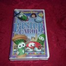 VHS - Veggie Tales:  An Easter Carol Rated NR