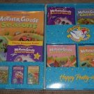 Mother Goose Classroom Library Books and Music Cassettes