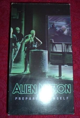 VHS - Alien Nation Rated R