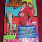 VHS - Austin Powers The Spy Who Shagged Me Rated PG-13