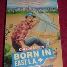 VHS - Born in East L.A.  Rated R