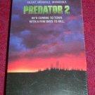 VHS - Predator 2 Rated R