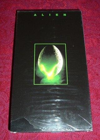 VHS - Alien Rated R