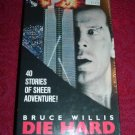 VHS - Die Hard Rated R starring Bruce Willis