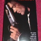 VHS - Desperado Rated R starring Antonio Banderas and Salma Hayek
