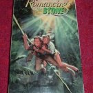 VHS - Romancing The Stone Rated PG starring Michael Douglas