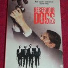 VHS - Reservoir Dogs Rated R starring Harvey Keitel and Tim Roth