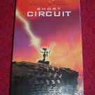 VHS - Short Circuit Rated PG starring Ally Sheedy and Steve Guttenberg