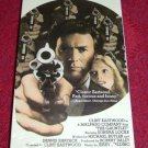 VHS - The Gauntlet Rated R starring Clint Eastwood