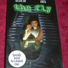 VHS - The Fly Rated R starring Jeff Goldblum and Geena Davis