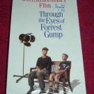 VHS - Through The Eyes of Forest Gump Rated NR