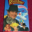 VHS - Who Framed Roger Rabbit Rated PG starring Bob Hoskins