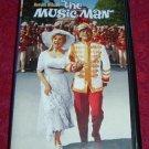 VHS - The Music Man Rated G starring Robert Preston and Shirley Jones