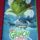VHS - How The Grinch Stole Christmas Rated PG starring Jim Carrey