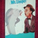 VHS - The Incredible Mr. Limpet starring Don Knotts