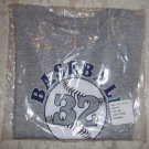 Toddler Boys Baseball Graphic T Shirt from Hanes Size 4T
