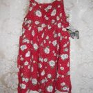 Girls Red Floral Daisy Dress From My Michelle Size 4