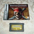 Pirates of the Caribbean – Curse of the Black Pearl Game Boy Advance (GBA)