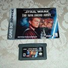 Star Wars New Droid Army Game Boy Advance (GBA)