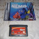 Finding Nemo and Monsters Inc. Bundle Game Boy Advance (GBA)